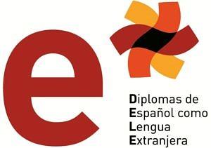 Diplomas de Español como Lengua Extranjera kurz DELE Logo