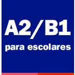 Schriftzug A2/B1 para escolares