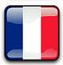 Symbol Flagge Frankreich