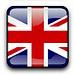 Symbol Flagge Großbritannien