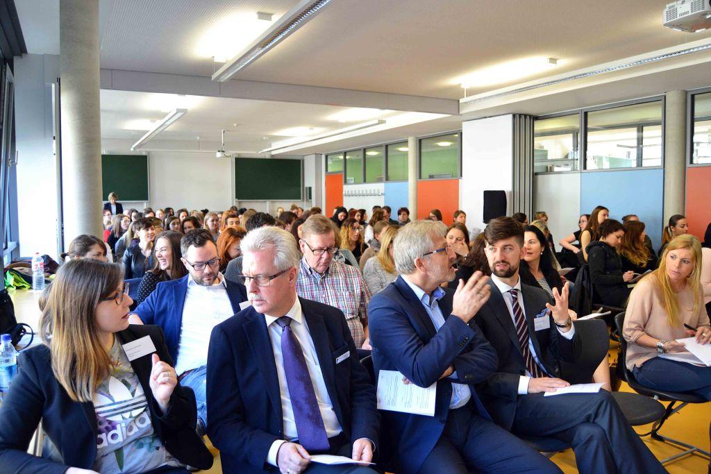 Publikum beim IFA Career Day 2017